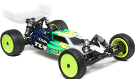 Team Losi Racing® 1/10 22™ 4.0 SR 2WD SPEC Buggy Race Kit (TLR03014)