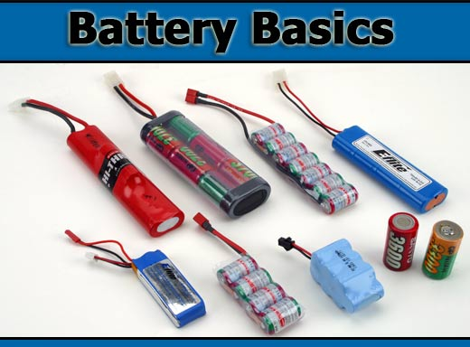 Your Guide To Batteries