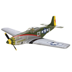 ParkZone P-51D Mustang BL
