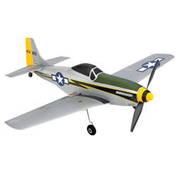 ParkZone P-51D Mustang Ultra-Micro Flyer