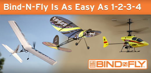 Bind-N-Fly products