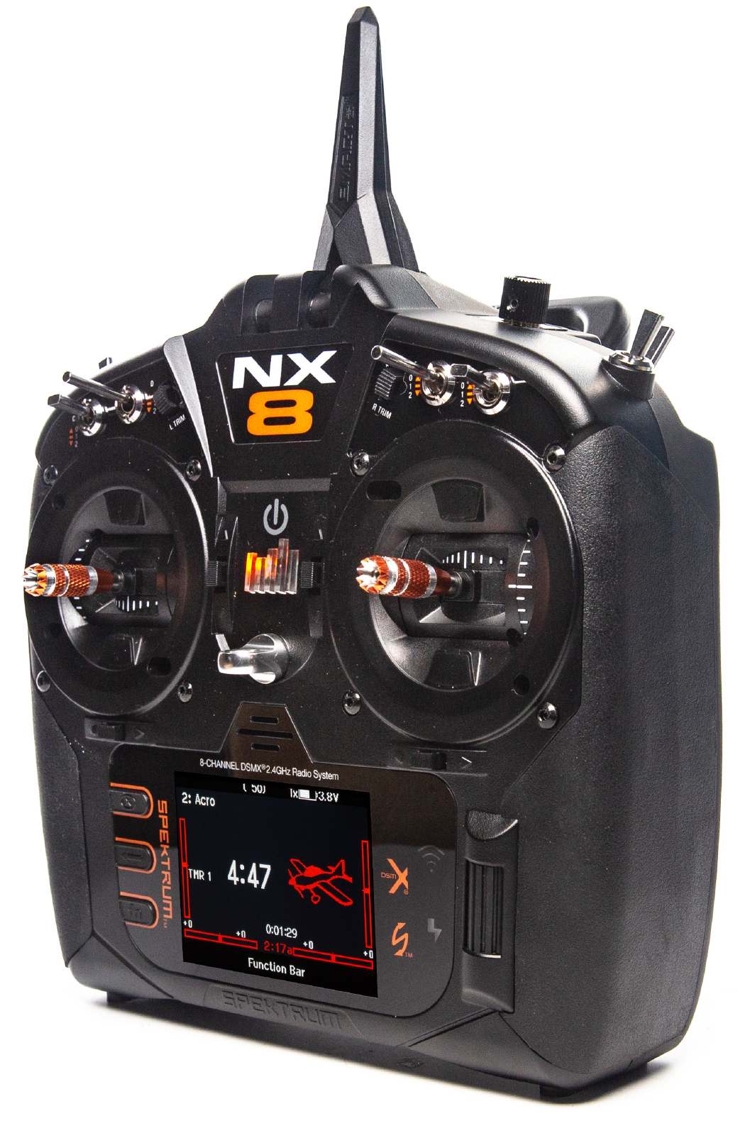Spektrum NX8 Transmitter