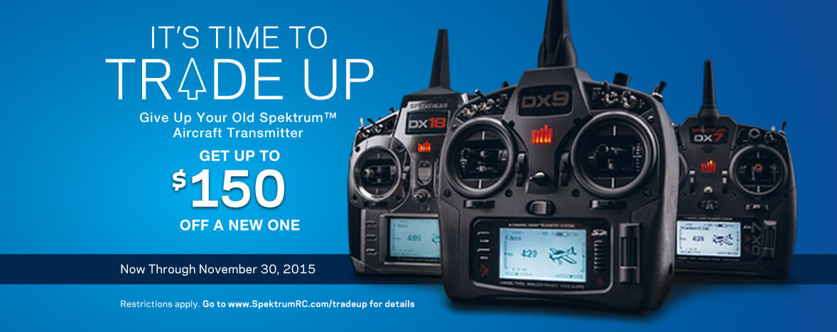 Air Transmitter TradeUp Program