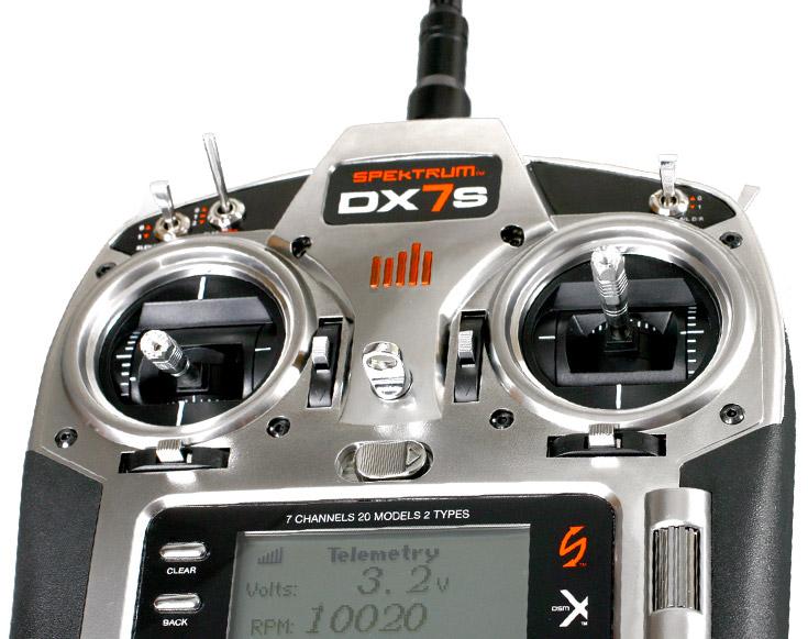 Dx7s 7 Ch Dsmx Radio System With Ar8000 Receiver Spm7800