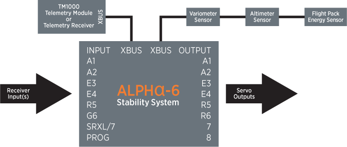 Spektrum Telemetry Module_Receiver Setup