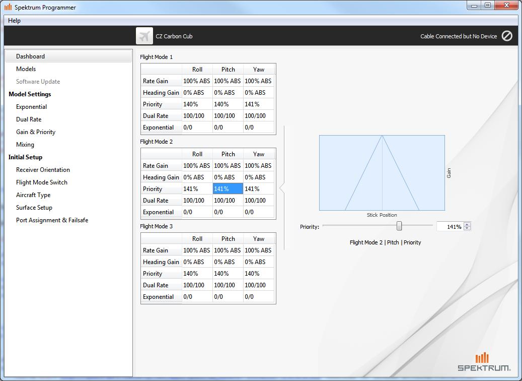 PC Software Screenshot