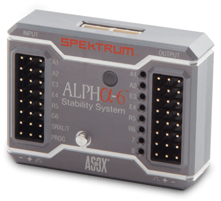 AS3X Stability Box