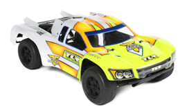 Team Losi Racing® 1/10 TEN-SCTE™ 3.0 4WD SCT Race Kit (TLR03008)