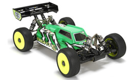 Team Losi Racing® 1/8 8IGHT-E™ 4.0 4WD Electric Buggy Kit (TLR04004)