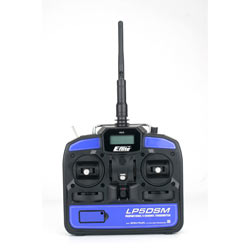 e flite lp5dsm transmitter manual