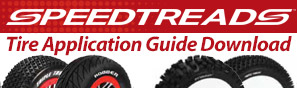 Speadtreads wheel and tire guide