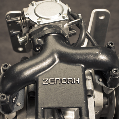 ZP 80cc Gas Engine (ZENEP80T): Spektrum - The Leader in Spread