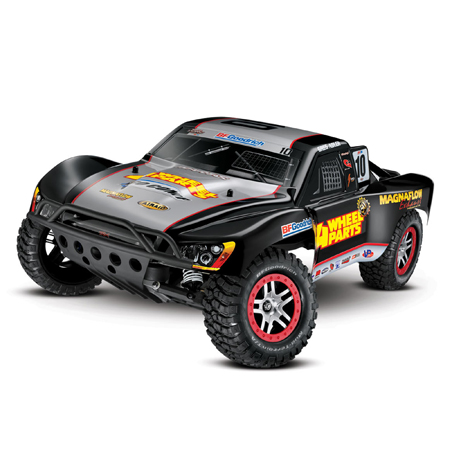 Slash RTR w/TQi 2 4 Radio,4 Wheel Parts #10 Body (TRA5803D3